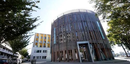 Retour d'expérience sur la chaufferie à granulé de bois du Bâtiment B à Nantes