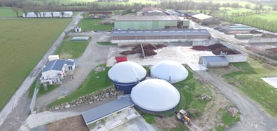 Le Gaec Limovents allie cogénération biogaz et culture de spiruline