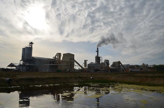 Biosyl va ouvrir une deuxième usine de granulés de bois en Haute-Loire