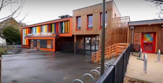 Retour d'expérience sur une école chauffée au granulé à Rosny-sous-Bois