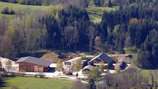 En Région Bourgogne-Franche-Comté, CBQ+ structure la filière bois-énergie