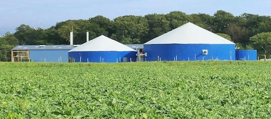 Sycomore, offre de services aux unités de méthanisation agricole et industrielle