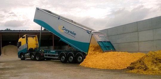 AgriBioSource, collecteur et fournisseur de biomasses méthanisables