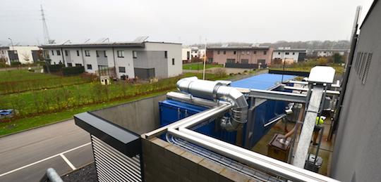 Les micro-unités de cogénération par gazéification de bois en Wallonie