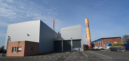 Le bois, désormais énergie principale du réseau de chaleur de Calais