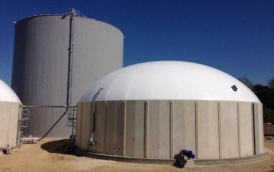 Fonroche Biogaz alimente 110 000 Français en biométhane