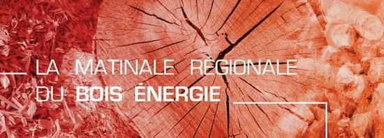 12 décembre 2019, matinale régionale du bois-énergie sur Energaia Montpellier