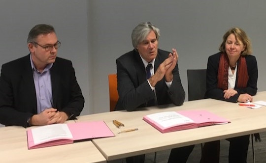 La STEP de la  Chauvinière au Mans injectera du biométhane dès novembre 2020