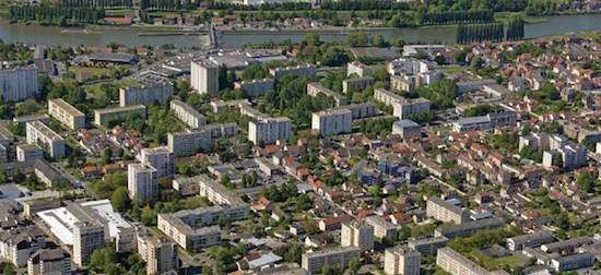 Une chaufferie bois de 13,5 MW pour le réseau de chaleur de Compiègne