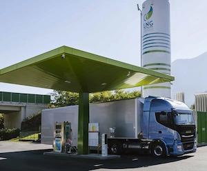 Le bio-GNL, biocarburant mature pour décarboner le transport routier lourd
