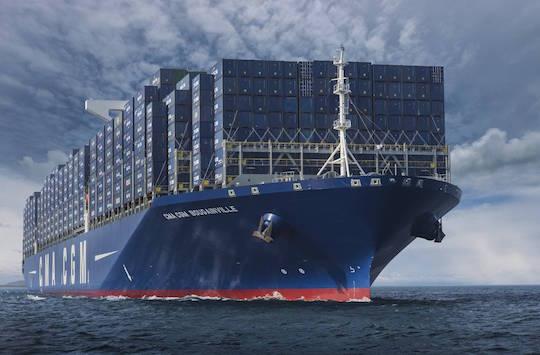 L'armateur CMA CGM choisit Shell pour se fournir en biocarburant
