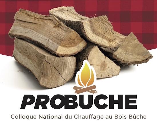 Probûche, le colloque  des professionnels du bois de chauffage, 8 et 9 avril 2020 à Orléans
