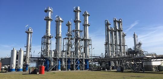 L'atlas 2019 des producteurs francophones de biocarburants liquides