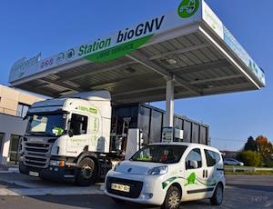 Analyse du cycle de vie des véhicules fonctionnant au BioGNV