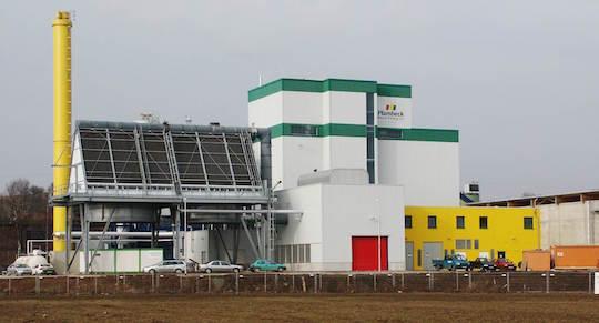 Explosion Power augmente la disponibilité de la chaudière vapeur biomasse de Silbitz