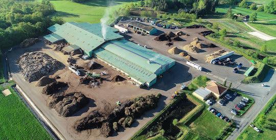 SOMTP équipe Paprec Agro pour renforcer sa production de bois-énergie