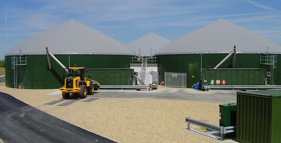 A-Consult France, cuves en béton préfabriqué pour la méthanisation