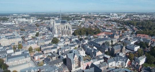 Un quart des habitants d'Amiens chauffé aux énergies renouvelables