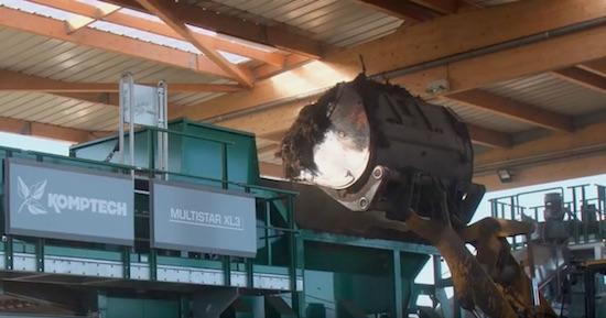 Le centre de compostage et de bois-énergie de Vitry-en-Artois en vidéo