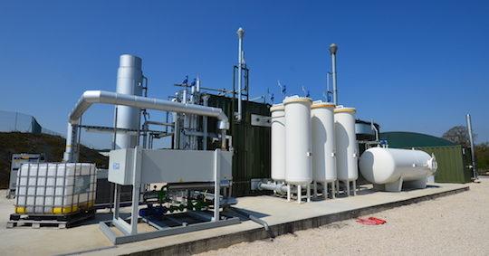 La méthanation pourrait valoriser le CO2 d'épuration du biométhane