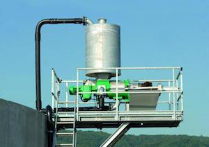 Sepogant, le séparateur de phase pour digestat de Biogastechnik Süd