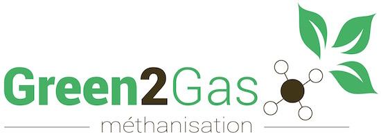 logo Green2Gas