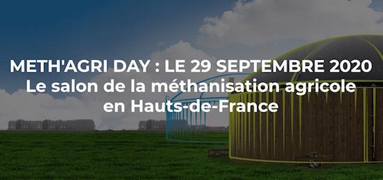 29 septembre 2020, deuxième édition du Méth'agri Day en Hauts de France