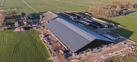 HoSt va fournir une nouvelle unité de méthanisation en Frise occidentale