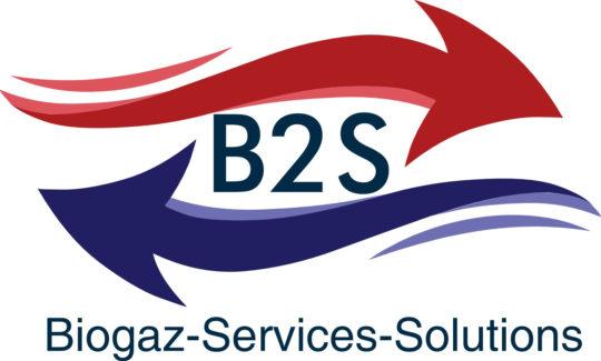 logo B2S biogaz services solutions