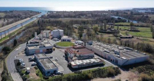 Valorisation des boues d'épuration de la STEP de Fréjus en gaz vert