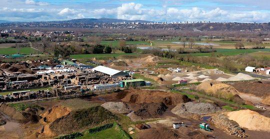 L'entreprise de valorisation de la biomasse Racine a 20 ans en 2020