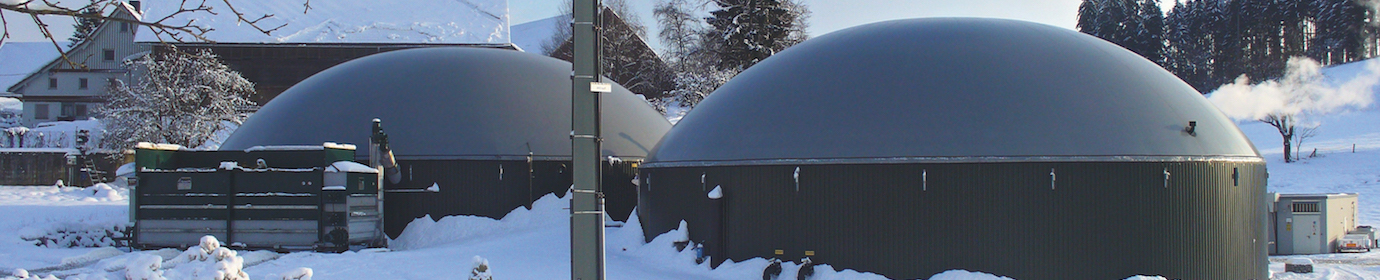 Biogaz Neige Allemagne