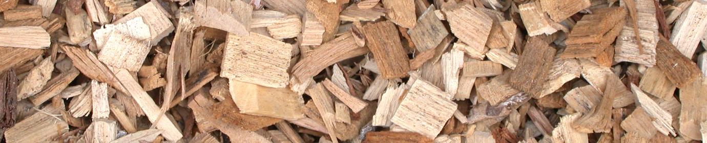 Plaquettes de chêne, photo photo Frédéric Douard