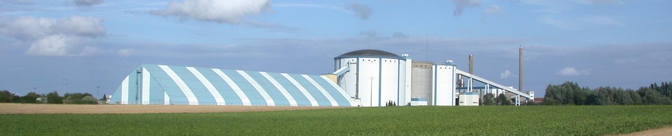 Sucrerie et production de bioéthanol dans le Pas-de-Calais, photo Frédéric Douard