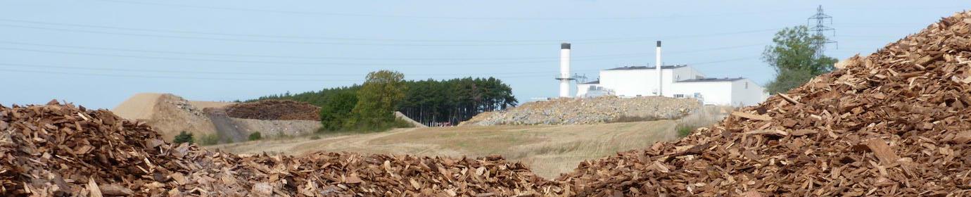 Centrale biomasse de Mende, photo Frédéric Douard