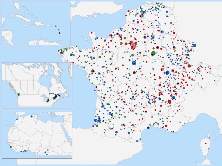 L'atlas des principales chaufferies biomasse de la Francophonie est en ligne