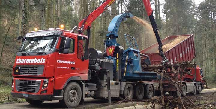 Dans le Jura, la transition énergétique a commencé en forêt depuis plus de 30 ans