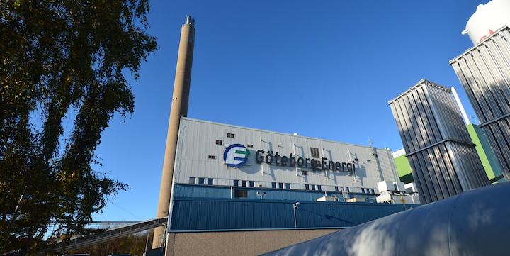 À Göteborg, une chaufferie gaz de 110 MW convertie au bois pulvérisé