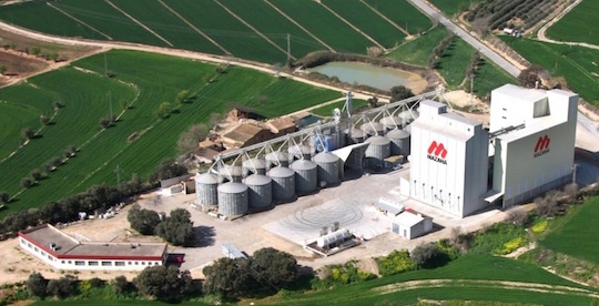 L'usine Mazana de Capella neutre en CO2 grâce à ses deux chaudières à biomasse