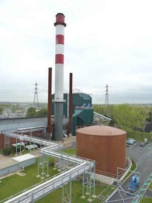 La fin définitive du charbon pour le réseau de chaleur de Cergy-Pontoise
