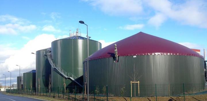 Evergaz et Meridiam acquièrent l'unité de méthanisation Biogaz du Grand Auch