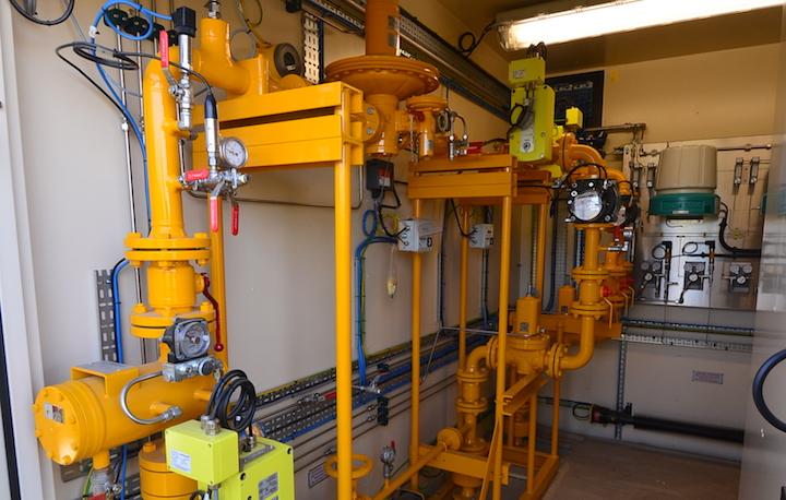 Honeywell vient de fournir le centième poste d'injection de biométhane à GRDF