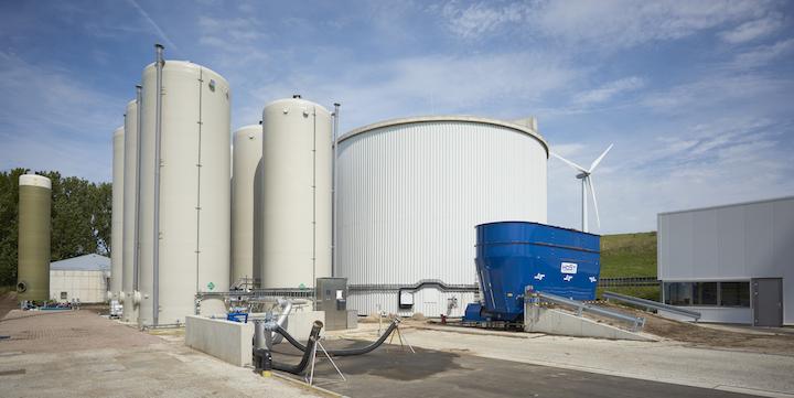 Wabico, centrale de biométhane à la pointe conçue, construite et exploitée par HoSt