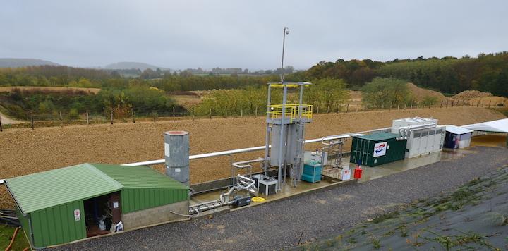 B2S met en service quatre turbines Capstone au biogaz au CET de Montmirail