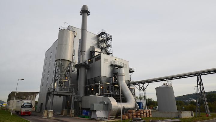 Bio Cogelyo, une centrale biomasse parfaitement équipée contre l'incendie