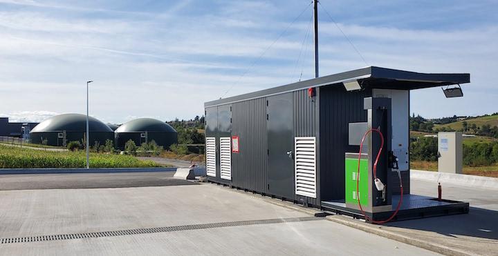 Second appel à projets pour des stations BioGNV en Auvergne-Rhône-Alpes