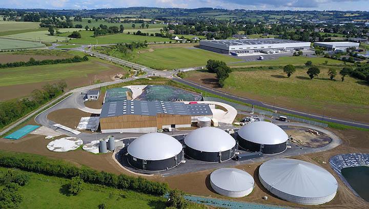 Agrigaz Vire produit du biométhane avec la chaleur d'un industriel voisin