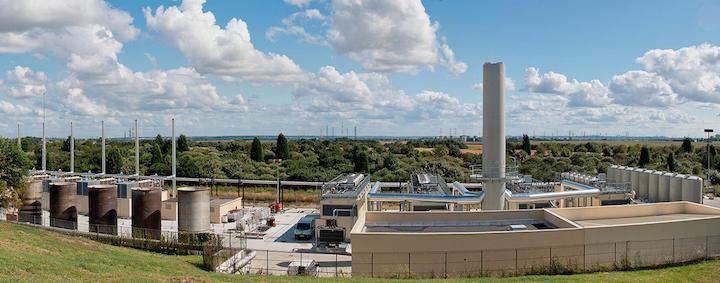 Le biogaz de la décharge de Claye-Souilly sera désormais transformé en biométhane