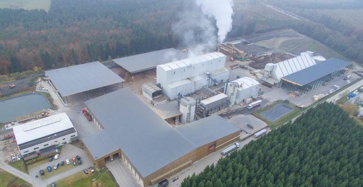 Energies Renouvelables Des Ardennes , producteur de granulés de bois depuis 2005