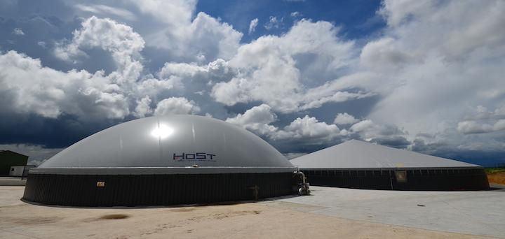 Castelmétha, une centrale en purification membranaire revendiquée en incorporation directe et à autoconsommation presque nulle de biométhane